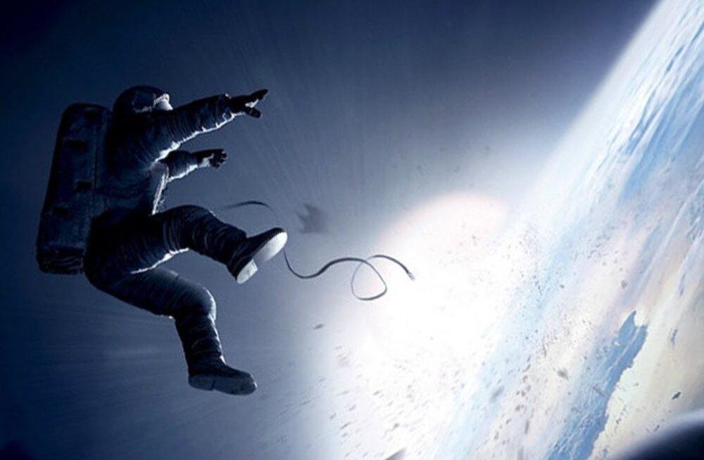 Kui Maa oleks poole suurem, siis inimene kosmosesse ei pääseks