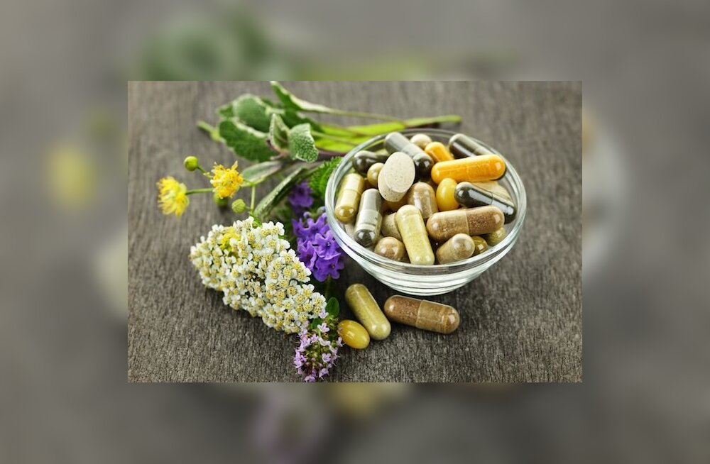 Kas looduslikul ja sünteetilisel vitamiinil on vahet?