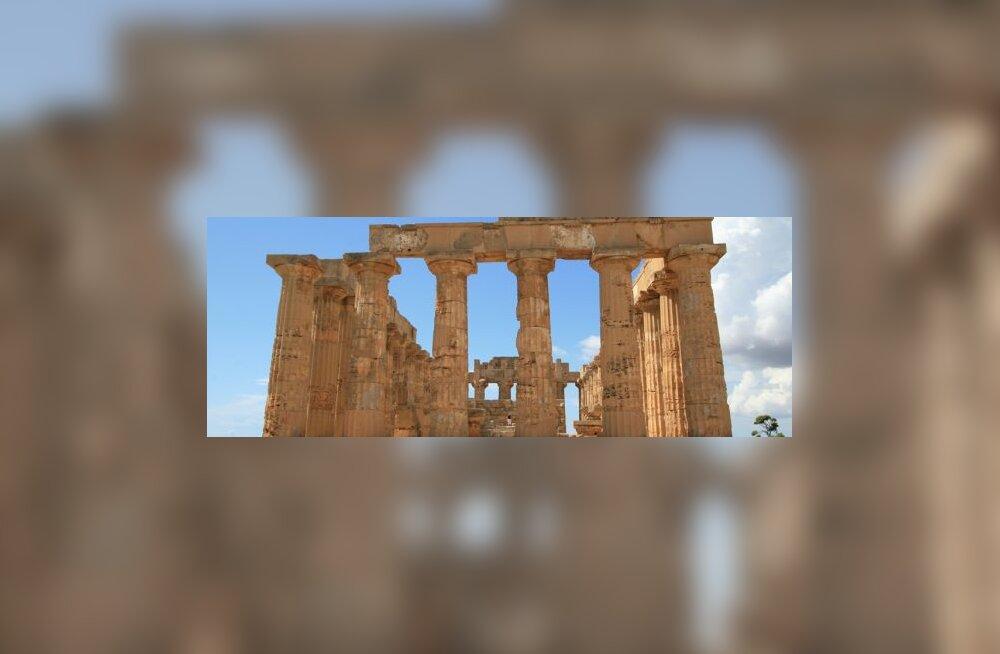 Maaleht Sitsiilias 3. päev: võimsad templid ja kalamaimudest kotletid