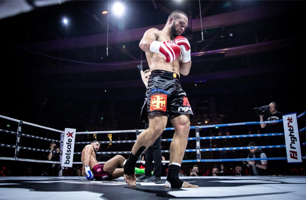 Nr 1 Fight show