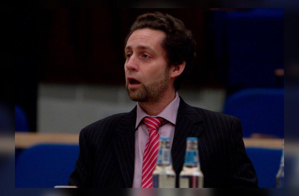 Roheliste esimees: IRL-iga liitumise spekulatsioon on absurd