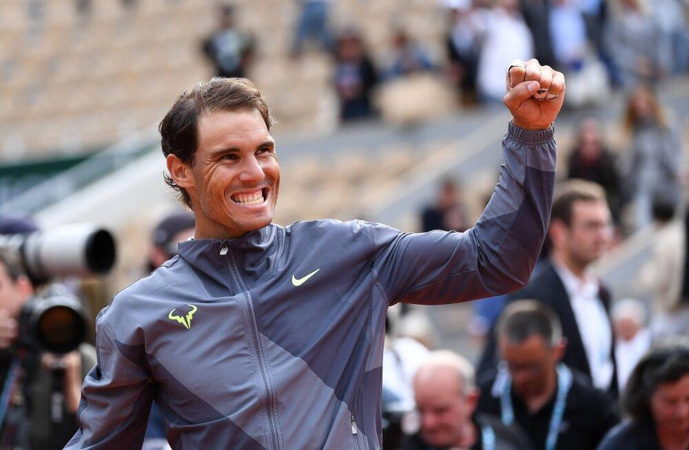French Openil võidutsenud Rafael Nadal enne Wimbledoni väljakule ei naase