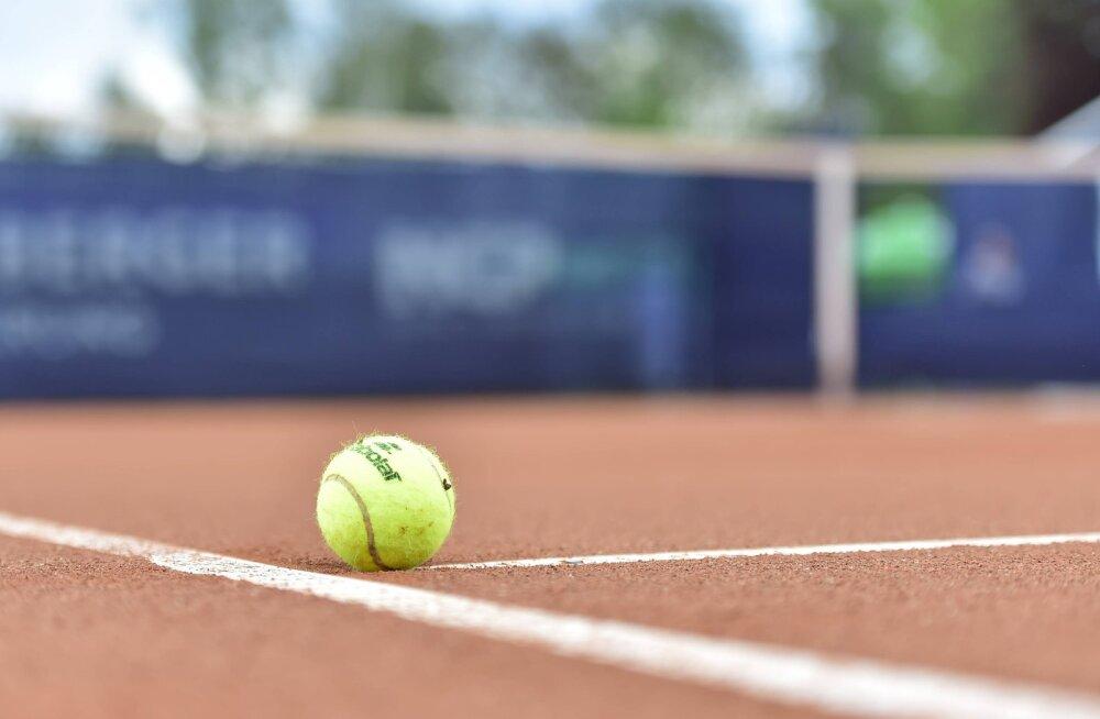 Brasiilia tennisist sai eluaegse mängukeelu