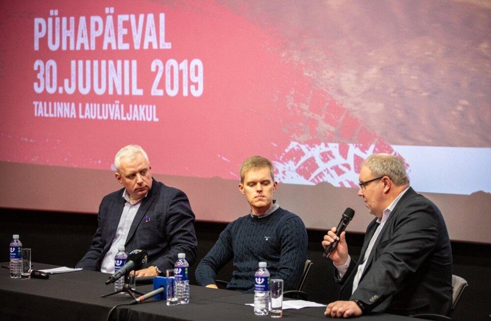 PILTUUDIS | Ott Tänak kihutab juunis Tallinnas