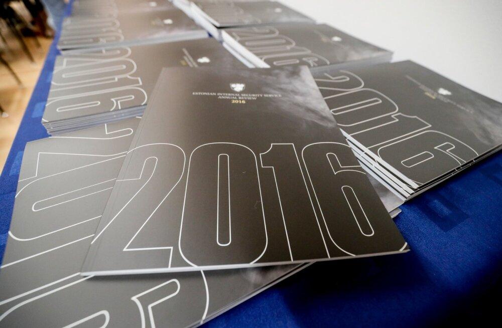KAPO esitles aastaraamatut