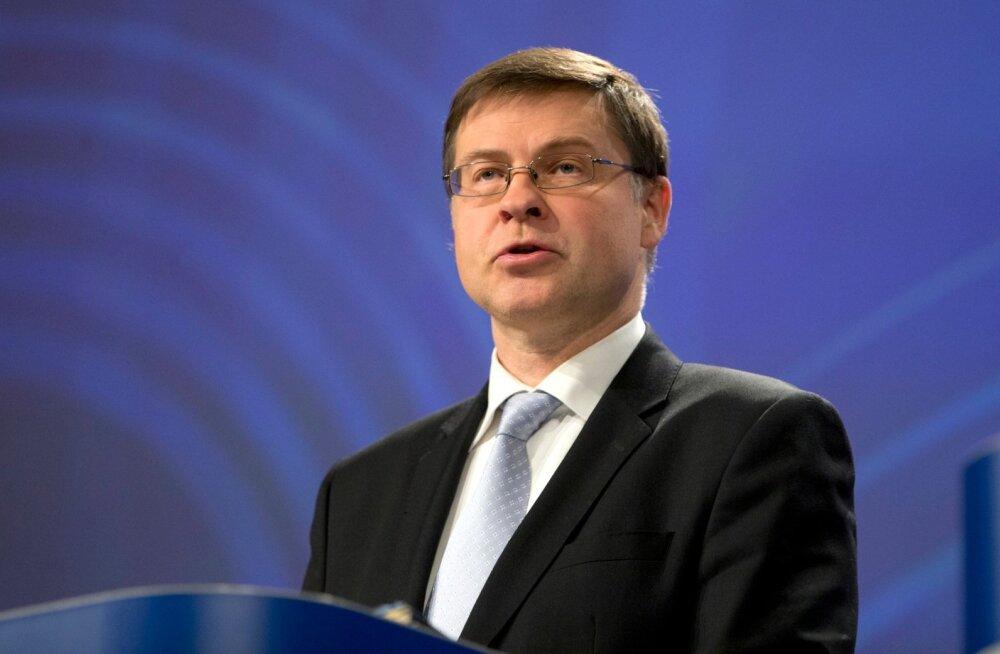 Euroopa Komisjon astus esimese sammu Itaalia karistamiseks liigses puudujäägis eelarve pärast