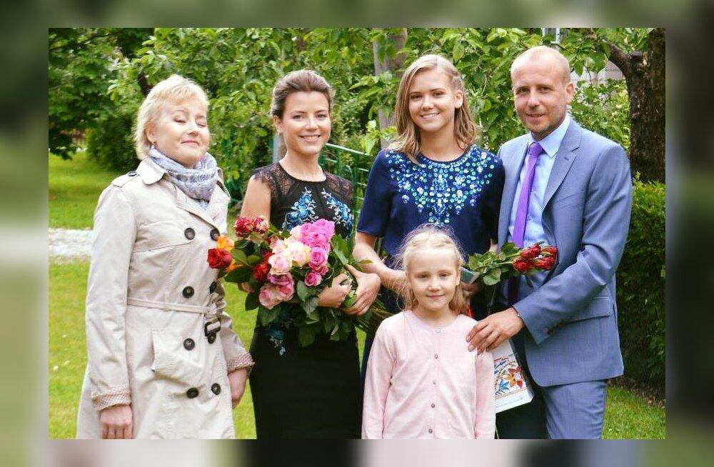 Kingi Kristile elupäevi! Kolme lapse ema vajab abi koljupõhimiku kasvajaga võitlemisel