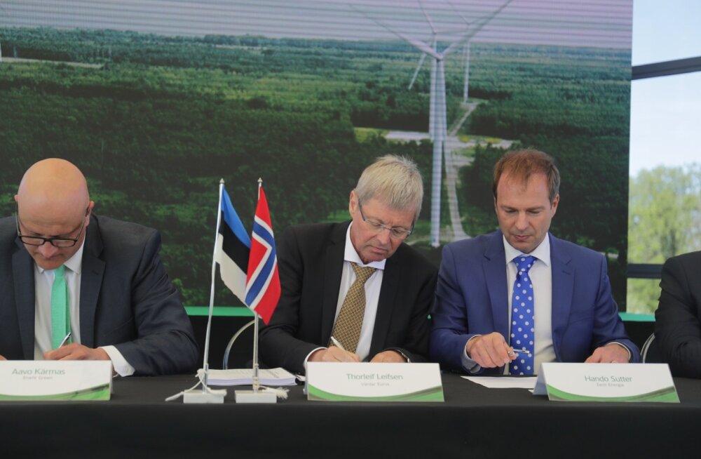 Eesti Energia tütarfirma ostab Nelja Energia.