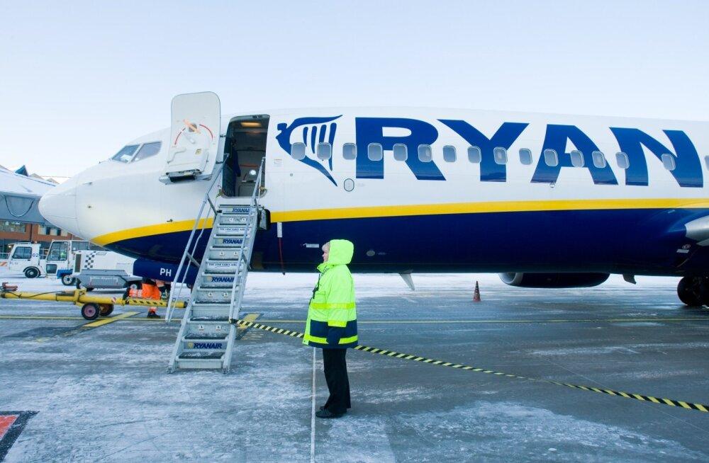 Авиакомпания Ryanair запускает новый рейс из Риги в Хорватию