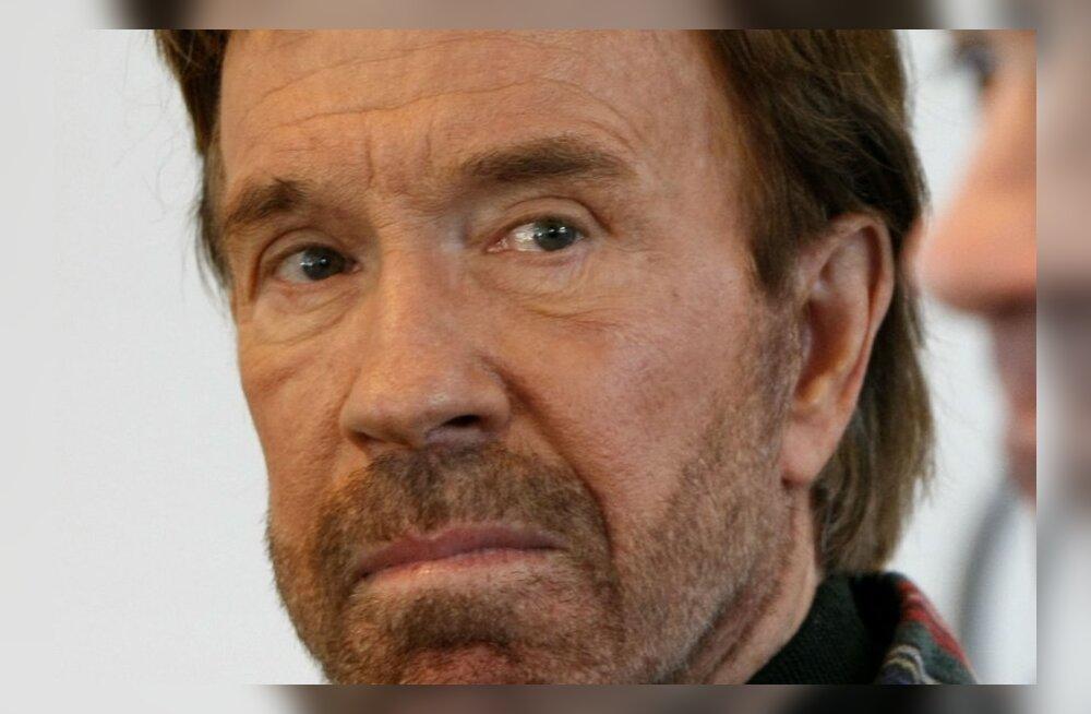 TOP 15: maailma kõige ohtlikum loom on Chuck Norris