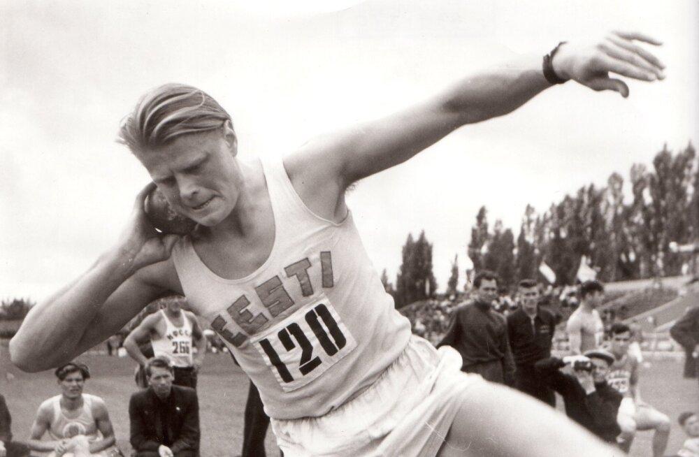 Heino Lipp suutis oma sportlaskarjääri jooksul kuulitõukes justkui mängleva kergusega purustada kehtivad tipptulemused.