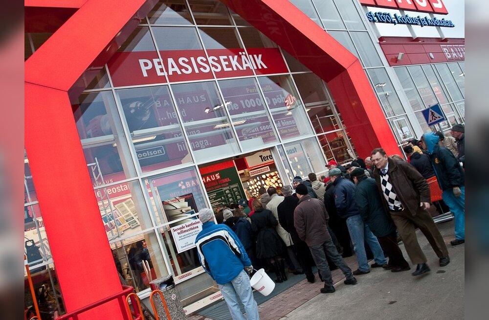 Bauhof: Bauhaus устроил путаницу в ценах