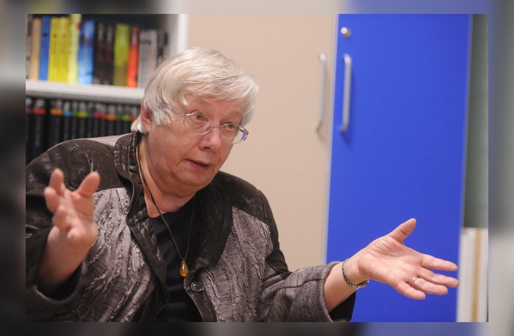 Marju Lauristin: pole olemas ühtset venekeelset elanikkonda