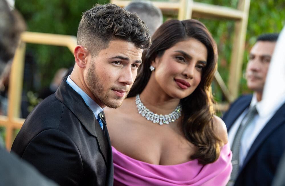 Priyanka Chopra avalikustab, miks otsustas just Nick Jonasiga abieluni viinud suhtesse astuda: nägin ühte muusikavideot