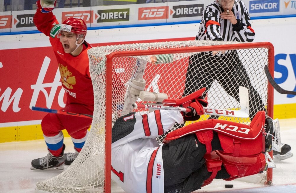 Venemaa (U20) vs Kanada (U20)