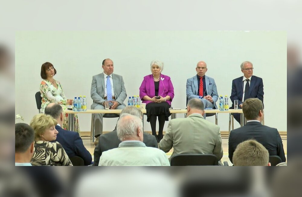 ПРЯМАЯ ТРАНСЛЯЦИЯ: Дебаты кандидатов в президенты