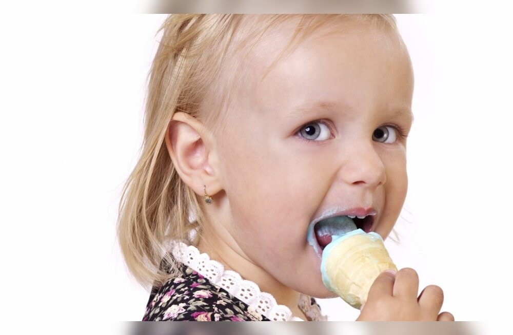 Как отучить детей от частых сладостей и гадостей