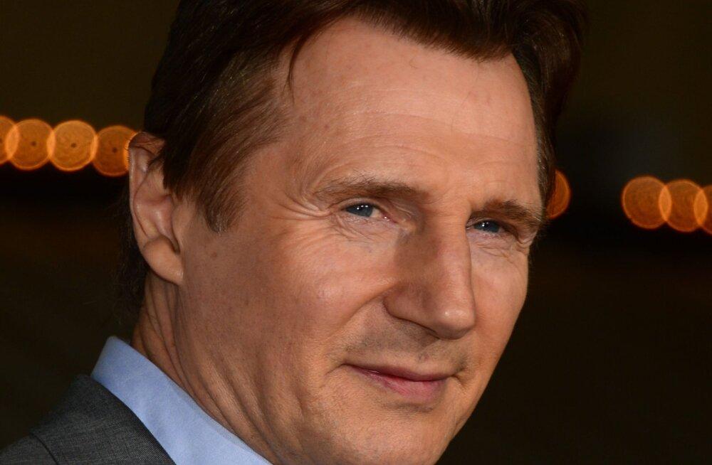 FOTOD | Vanadus teeb oma töö: filmitäht Liam Neeson on tundmatuseni muutunud!