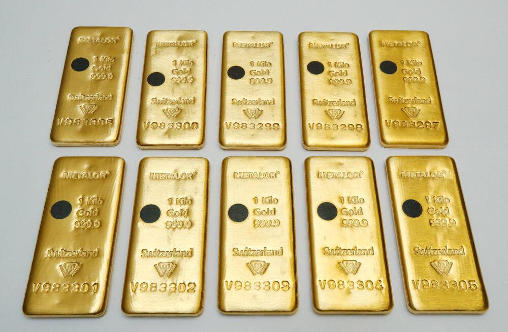 Tavidi peaanalüütik: mis juhtus kulla hinnaga koroonaepideemia ajal?