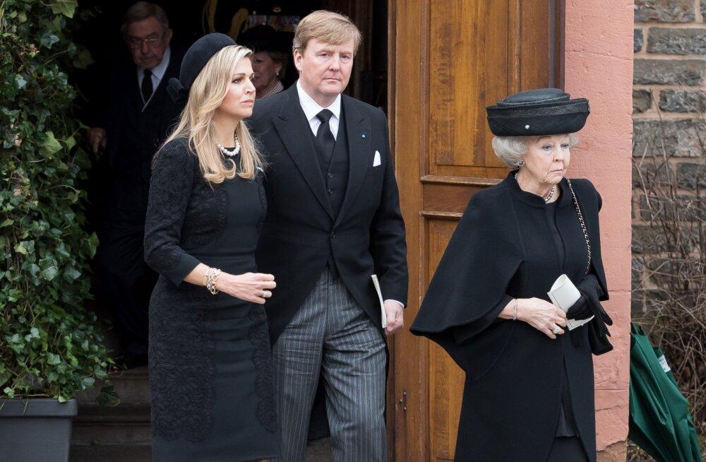 Suri Hollandi kuninganna õde, kahtlustatakse enesetappu, kuningapaari Eesti-visiit võib ära jääda