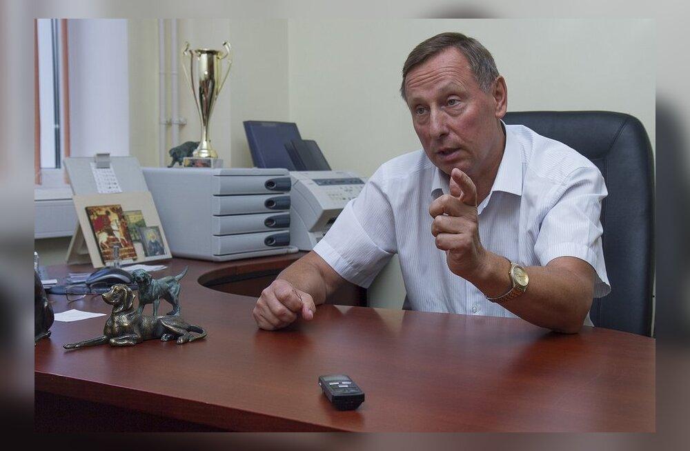 Директор школы Сергей Гаранжа: единственная партия, в которой я состоял, - КПСС