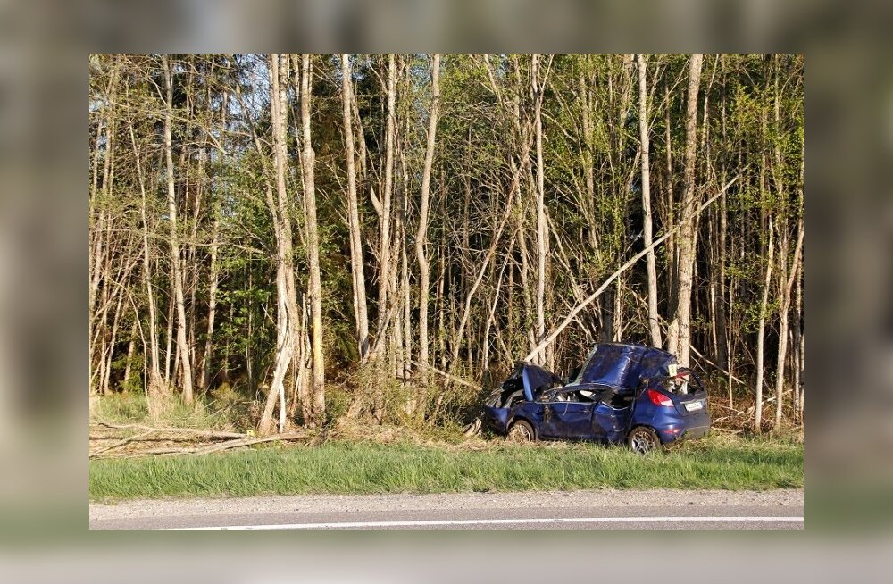 Eile tabati 37 alkoholijoobes sõidukijuhti, liiklusõnnetustes sai viga 8 inimest
