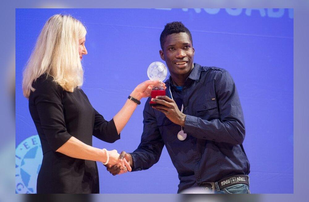 Esiliiga suurim väravalööja Kouakou Fabrice Elysee Kouadio