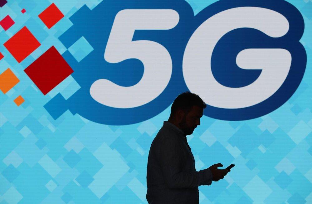 Департамент конкуренции полностью пересмотрел организацию частот 5G