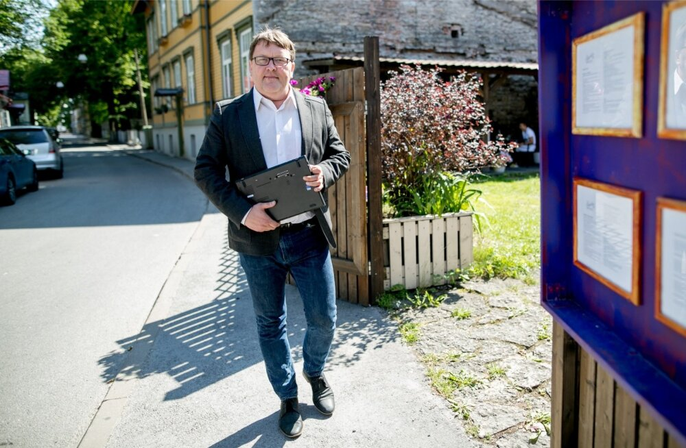 EVEA uus president Heiki Rits kavatseb organisatsiooni uuesti pildile tuua.