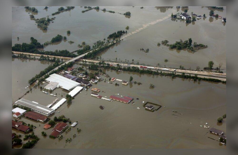 Üleujutus Saksamaal