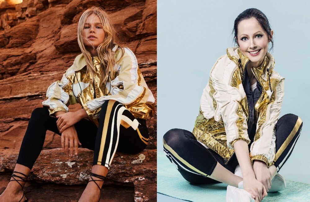 Новая коллекция H&M – в мартовском номере журнала JANA