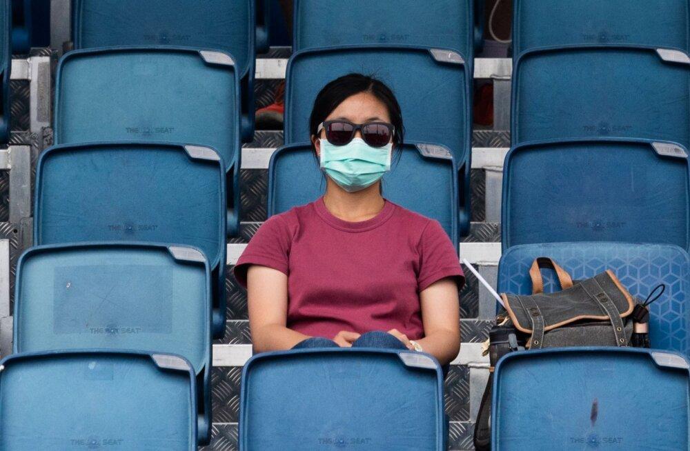 Australian Openi korraldajad lükkasid kehva õhukvaliteedi tõttu kvalifikatsioonmängud edasi