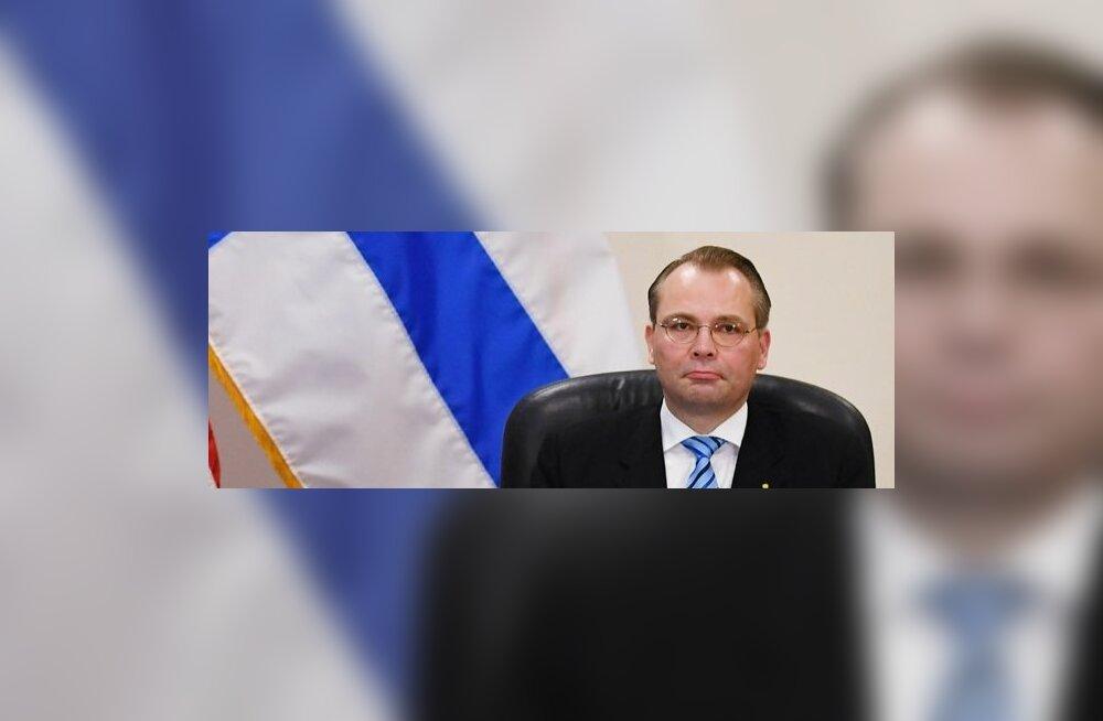 Soome kaitseminister peab Helsingi-Tallinna tunnelit ulmeks, aga sellega seotud tehissaar võiks aidata Helsingit kaitsta