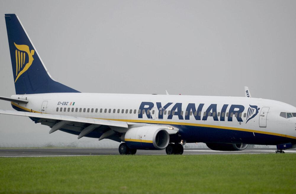 Britid valisid Ryanairi halvimaks lühiliinidel lendavaks lennufirmaks