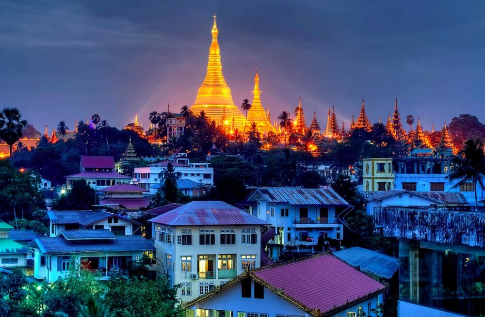 The Economist nimetas aasta riigiks Myanmari