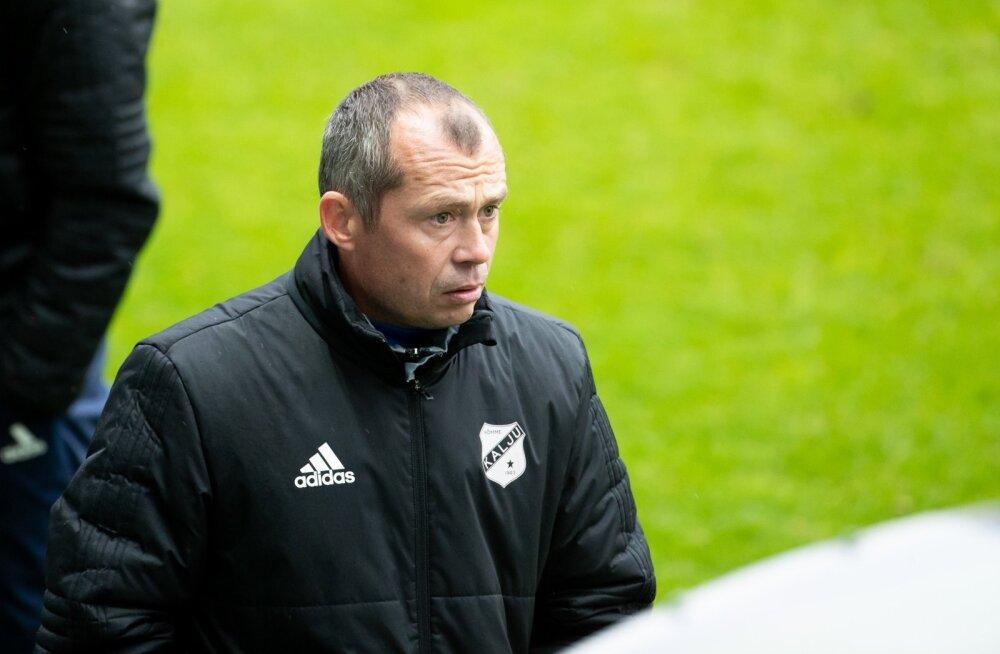 FC Flora vs Nõmme Kalju.