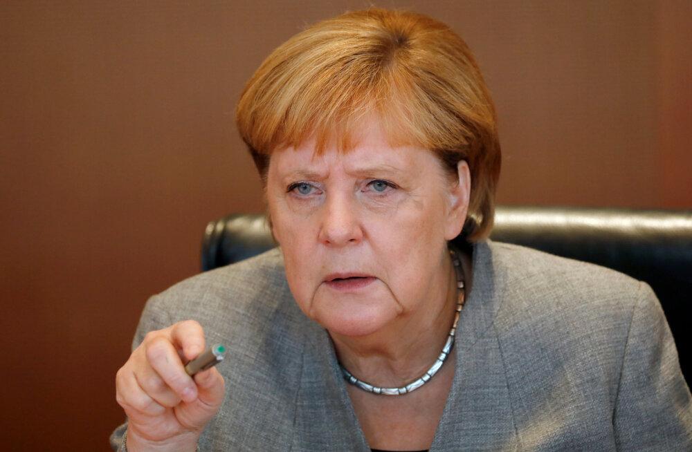 Ангела Меркель раскритиковала выступление Греты Тунберг в ООН