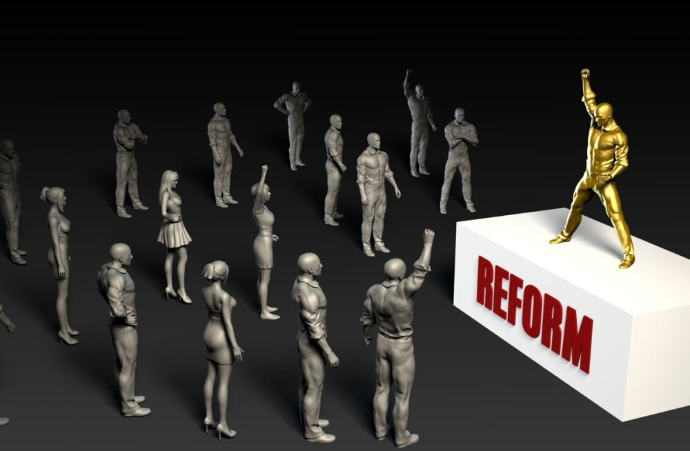 Reformid.