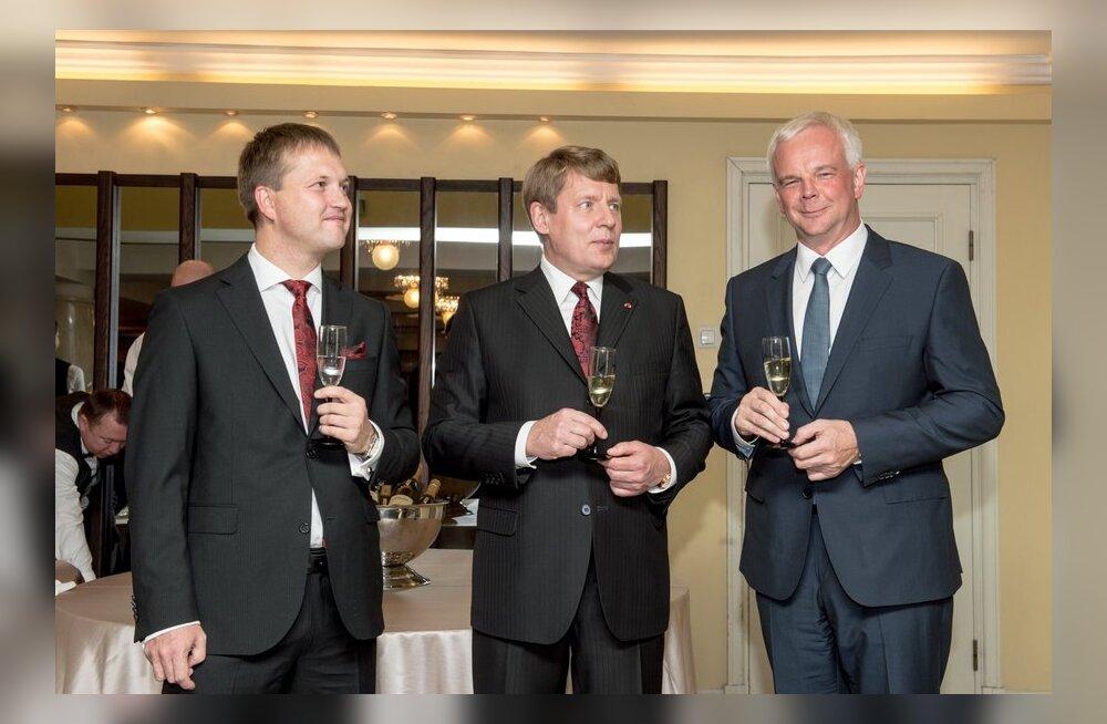 Ettevõtluse Auhind 2013, Taavi Laur, Toomas Luman ja Jüri Käo