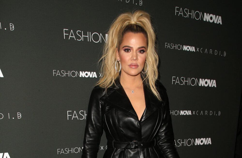 FOTOD | Milline muutus! Skandaalne Kardashiani õde on võtnud karantiinis meeletult alla ning läinud tagasi brünetiks