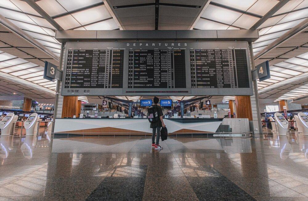 OLULINE INFO! Praegu on viimane võimalus välismaalt Eestisse naasta! Loe, millised reisivariandid on selleks olemas