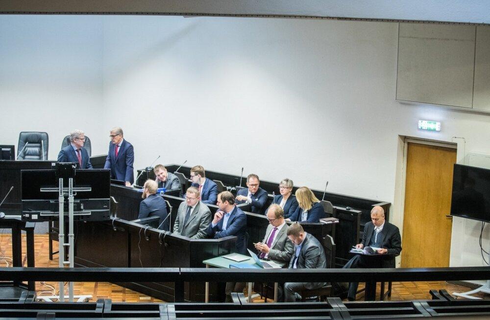 Harju maakohtus algas Tallinna Sadama altkäemaksuprotsessi esimene eelistung