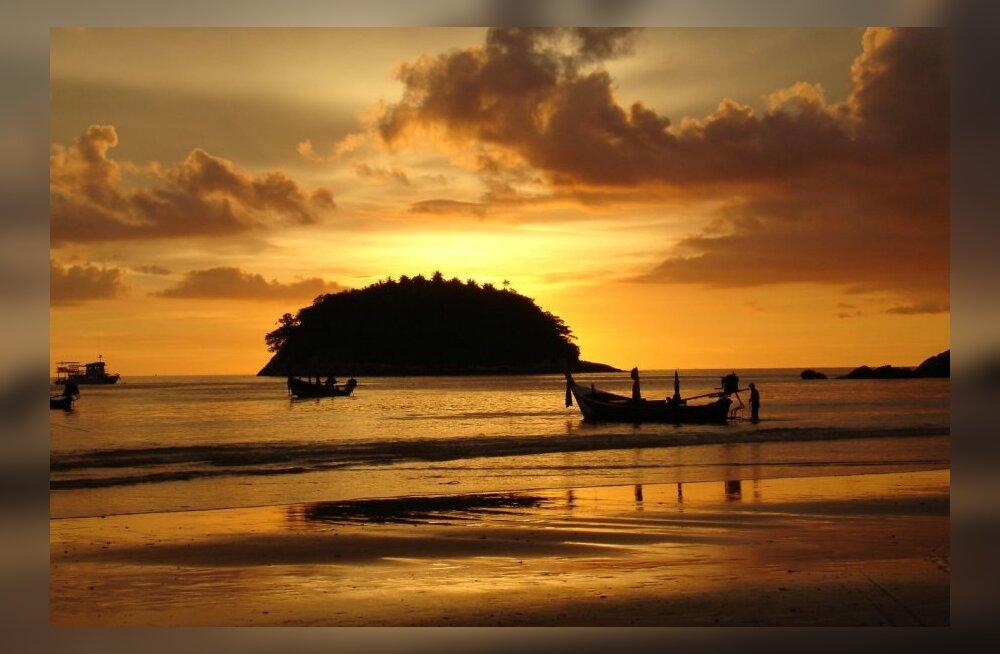 Phuketi reisijuht: kuhu minna, mida teha?