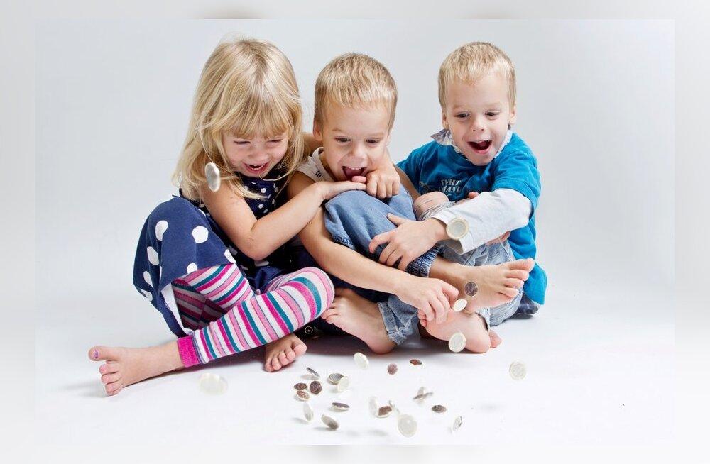 Uus suundumus: lapsepõlv venib üha pikemaks