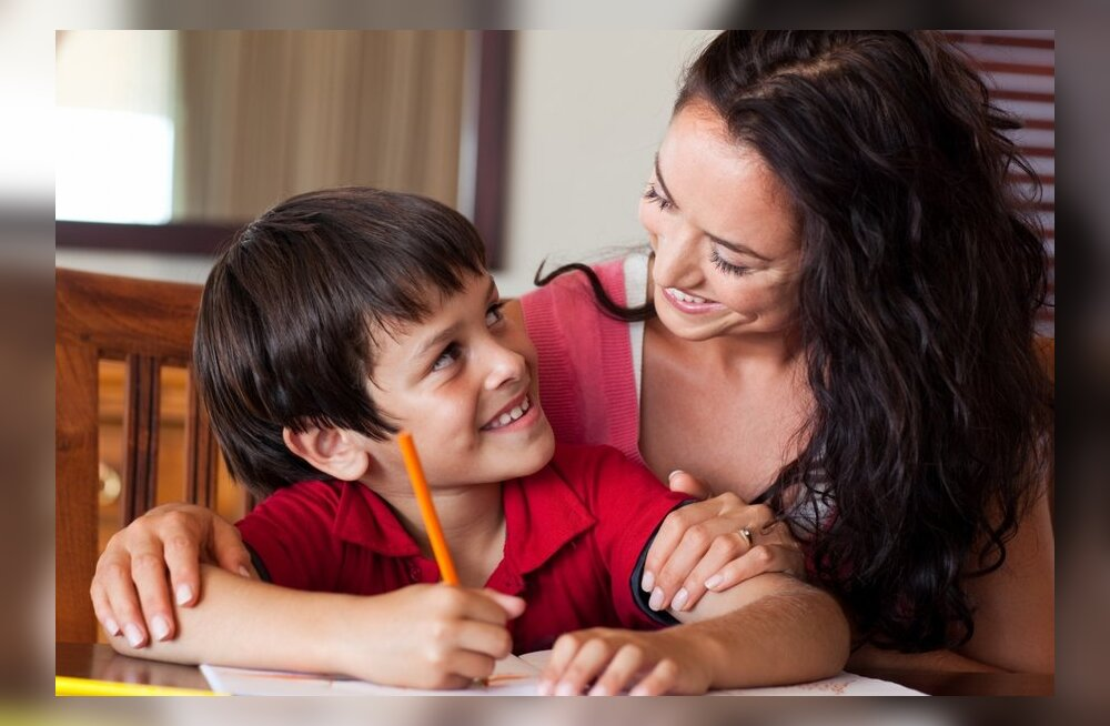 10 viisi lapse enesehinnangu tõstmiseks