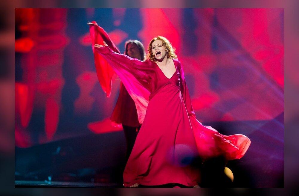 Eurovisioon 2013 2. poolfinaal läbimäng