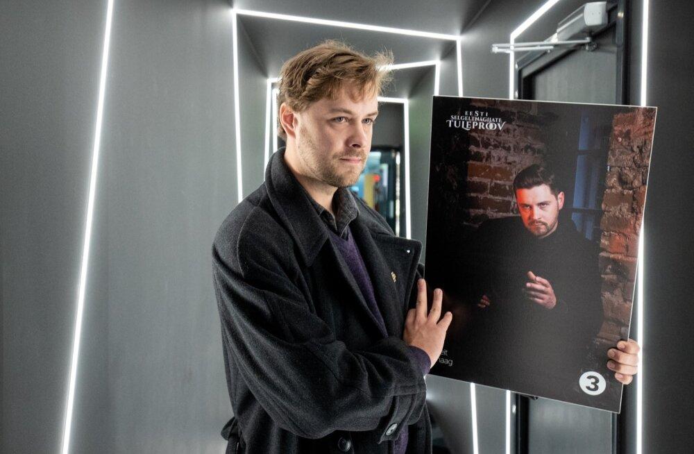 """""""Eesti selgeltnägijate tuleproov"""""""