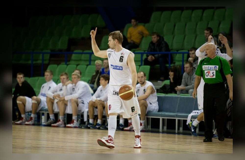 Tallinna Kalevi meeskond, korvpall