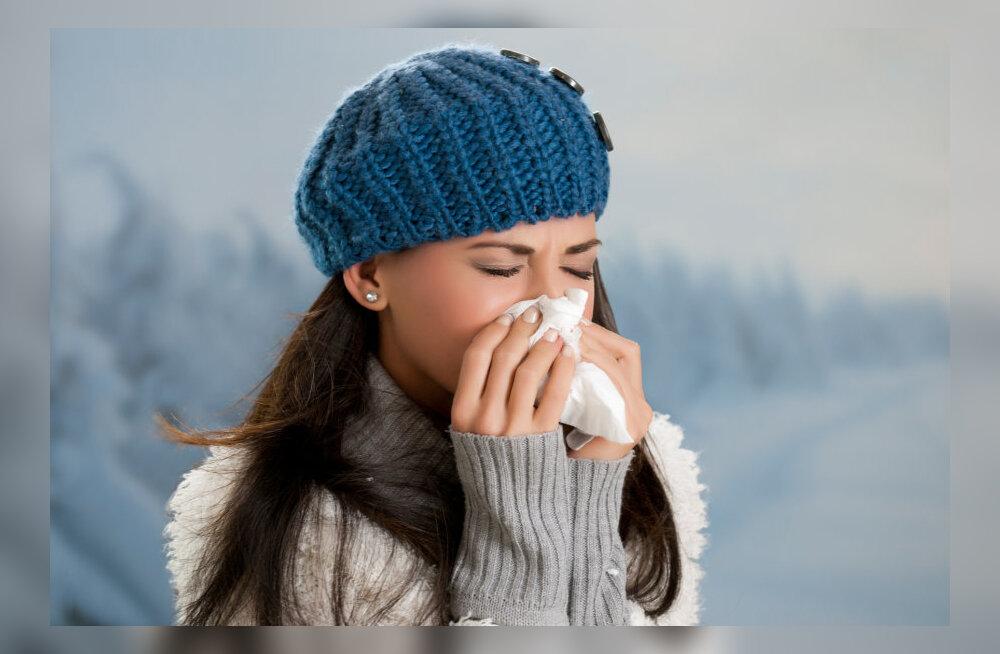 Oled jälle tõbine? Kas teadsid, et stress pärsib sinu immuunsust?