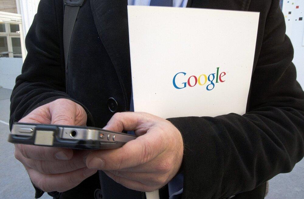 Üllatus: Apple'i telefonides teostab veebiotsinguid... rivaal Google'i otsimootor
